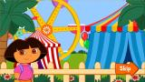 Dora's Carnival Adventure Browser Dora introduces you to the carnival.