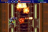 Gunstar Super Heroes Game Boy Advance And the tunnel goes vertical, of course. Don't even think of defeating this boss until you learn the moveset of each form.