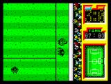 Emilio Butragueño ¡Fútbol! ZX Spectrum Throw In
