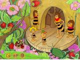 Maya the Bee: What a Thunderstorm Windows It all ends well.