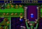 Sonic the Hedgehog: Spinball Genesis The aim is to get that emerald