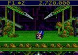 Sonic the Hedgehog: Spinball Genesis lazy river...