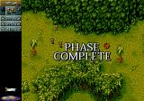 Cannon Fodder Genesis some levels are split into phases