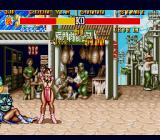 Street Fighter II: Champion Edition Genesis Only one is left standing