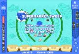 "Sushi Cat 2 Browser ""Supermarket Sweep"" powerup activated"