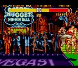 Street Fighter II': Special Champion Edition Genesis Balrog gets cleaned up