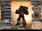 Warhammer 40,000: Dawn of War Windows You can create your own colour scheme in the Army Painter