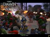 Warhammer 40,000: Dawn of War Windows Before the war loading screen