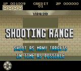 Lethal Enforcers Genesis Improve your aim and your high score in the shooting range inbetween levels