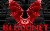 BloodNet DOS Title screen