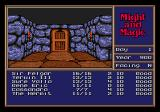 Might and Magic II: Gates to Another World Genesis The game begins inside an inn