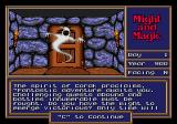 Might and Magic II: Gates to Another World Genesis What would you know!