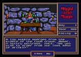 Might and Magic II: Gates to Another World Genesis A drinks sounds kinda good right about now