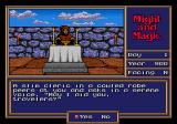 Might and Magic II: Gates to Another World Genesis I don't know, he looks kinda scary
