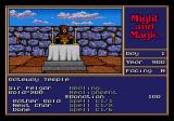 Might and Magic II: Gates to Another World Genesis Watch the gold limit