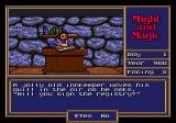 Might and Magic II: Gates to Another World Genesis Go back to the inn to change your party