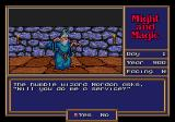 Might and Magic II: Gates to Another World Genesis Your first mission, of sorts