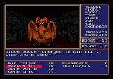 Might and Magic II: Gates to Another World Genesis the enemy attacks