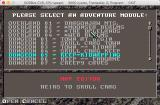 Unlimited Adventures Macintosh Adventure module select screen (GOG version)