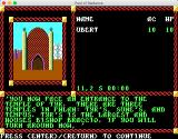 Pool of Radiance Macintosh The temple of Tyr (GOG version)