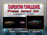 All Star Racing PlayStation Supercar Challenge - Select Car - Manelli 748