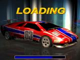 5 Star Racing PlayStation Loading Super Car Chase