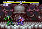 Teenage Mutant Ninja Turtles: Tournament Fighters Genesis Show me what you got!