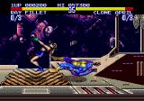 Teenage Mutant Ninja Turtles: Tournament Fighters Genesis Acrobatic tricks