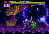 Teenage Mutant Ninja Turtles: Tournament Fighters Genesis Hey, we are friends, aren't we?