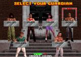 Guardians of the 'Hood Arcade More selectable characters as you progress in the game!