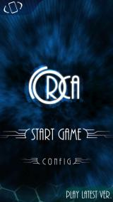 0rca Android Title screen