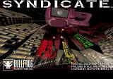 Syndicate Genesis Title screen