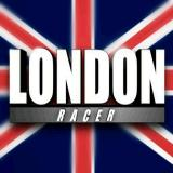 London Racer PlayStation Title screen