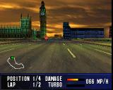 London Racer PlayStation 2nd attempt