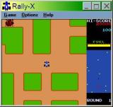 Microsoft Revenge of Arcade Windows Rally-X