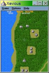 Microsoft Revenge of Arcade Windows Xevious