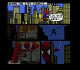 Spider-Man X-Men: Arcade's Revenge Genesis Comic-book intro