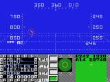 F16 Fighting Falcon SEGA Master System Locked on target