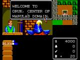 "Miracle Warriors: Seal of the Dark Lord SEGA Master System One of the villagers says ""hi"""