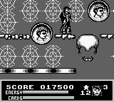 Spider-Man X-Men: Arcade's Revenge Game Boy Gambit's stage