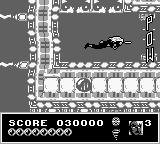 Spider-Man / X-Men: Arcade's Revenge Game Boy Storm's underwater stage