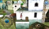 Assassin's Creed: Altaïr's Chronicles Windows Mobile Climbing a building