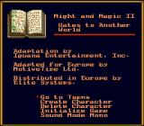 Might and Magic II: Gates to Another World SNES --- just for approver ---