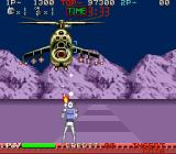 Spark Man Arcade Helicopter boss, with a different perspective
