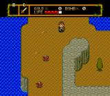 Neutopia TurboGrafx-16 Stony area