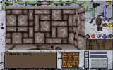 Towers: Lord Baniff's Deceit DOS Some leather armour is apparently all that was left from another adventurer... The inventory system is pretty similar to that in <i>Ultima Underworld</i>, even visually.