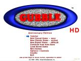 Gubble HD: Anniversary Edition Windows The Main Menu.