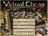 Virtual Chess 2 Windows Title screen