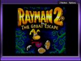 Rayman 2 Game Boy Color Title Screen