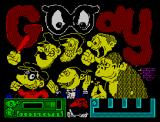 Goody ZX Spectrum Title Screen